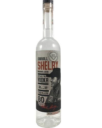 Vodka, USA, Carroll Shelby